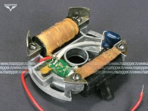 Ремонт зажигания бензопилы урал 2 электрон своими руками ютуб 69
