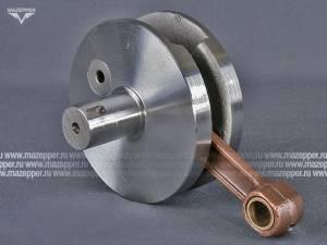 """Mazepper - запчасти - запчасти для мотоциклов (россия) - двигатель - Коленчатый вал """"Иж-Юпитер 3, 4"""" (втулка) правый (ММ)"""